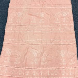 Levtex Baby Embroidered Elephants Quilt Set